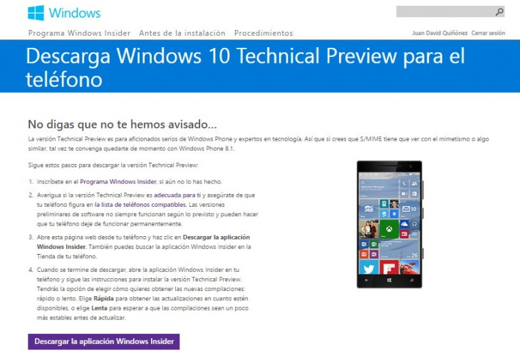 Windows 10 Technical Preview (1)