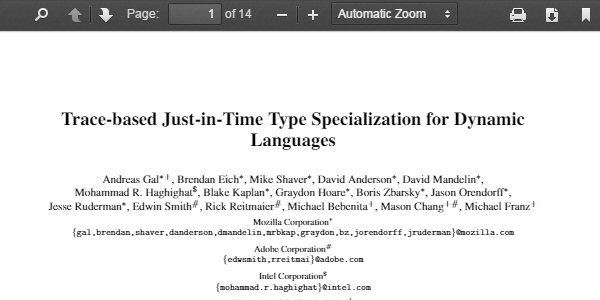 PDF.js: Lector De Documentos En HTML5