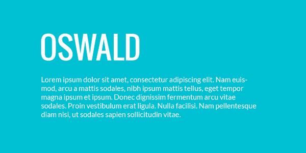 Una Completa Lista De Alternativas a Helvetica