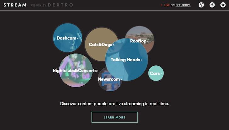 Dextro Stream