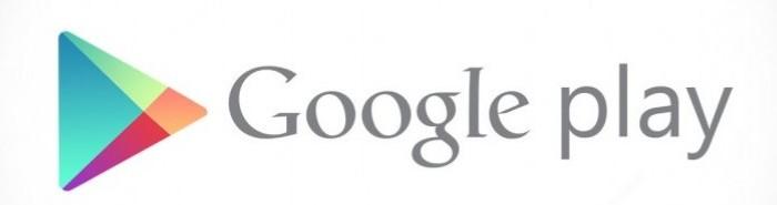 Resultado de imagen de google play logo