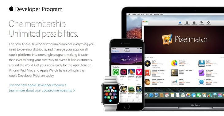 Apple Developer Program