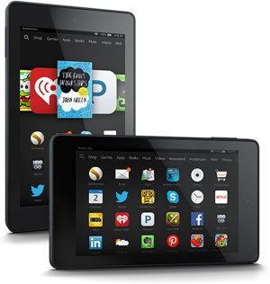 amazon fire os lollipop