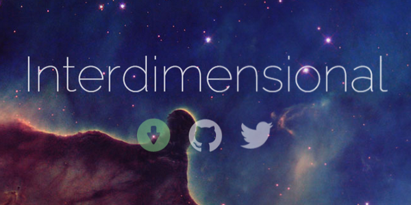 Interdimensional: Librería En JavaScript Para Navegar En Dispositivos Móviles Mediante El Giroscopio