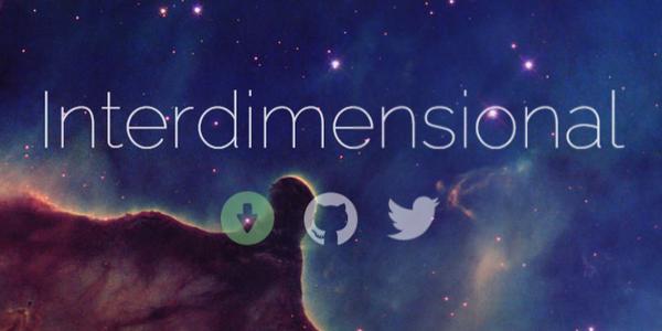 Interdimensional: Librería En JavaScript Para Navegar En Dispositivos Móviles Mediante El Giroscopio