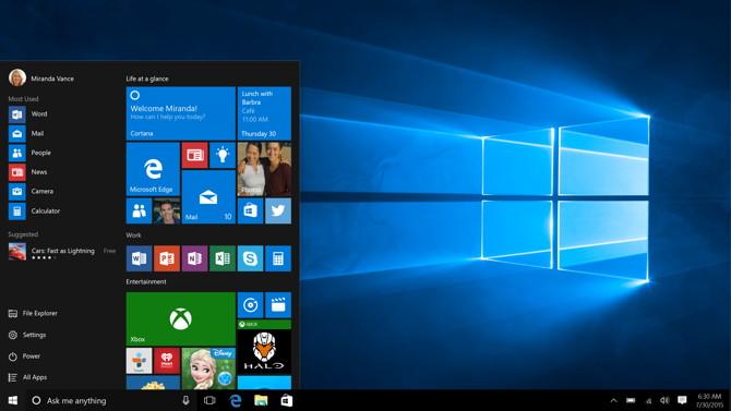 Todo lo que tenéis que saber antes de instalar Windows 10 1 Familiaridad