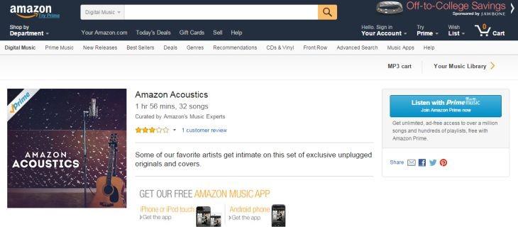 AmazonAcoustics