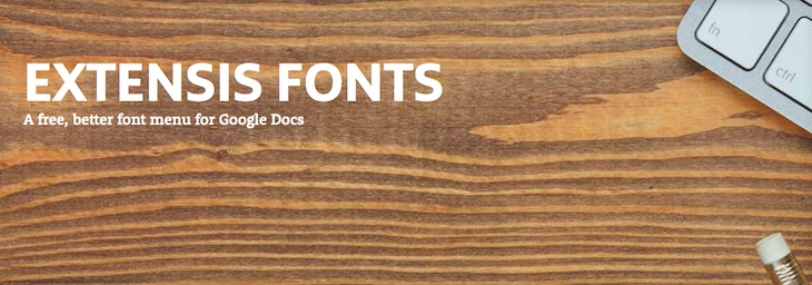Extensis Fonts