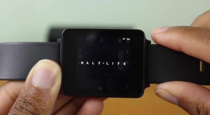Half Life - Android Wear