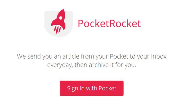 PocketRocket