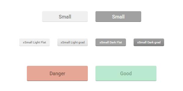 Botones Semi-realistas En CSS