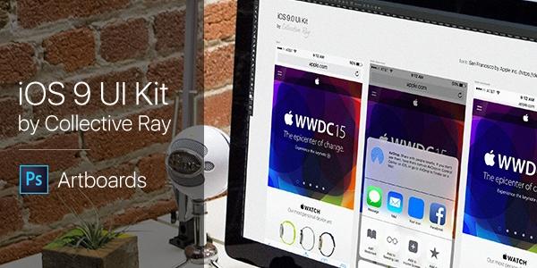 Kit De Interfaz De Usuario Para iOS 9