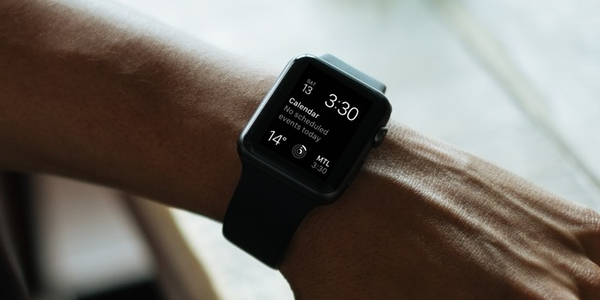Set De Imágenes Editables En Photoshop Del Apple Watch