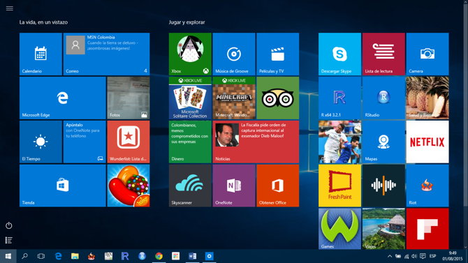 6 Windows 8.1 en Windows 10