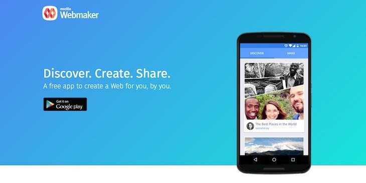 Mozilla WebMaker
