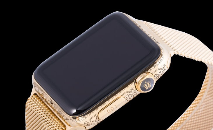 apple watch rusia