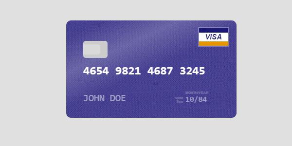 Un Modal De Pago Que Representa Tarjetas De Crédito Gráficamente