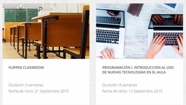 MOOC para educadores