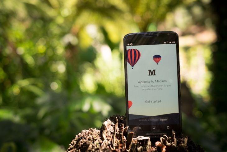 Medium-Android