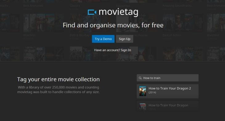 Movietag
