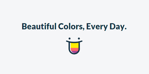 Color Hunt: Una Colección En Linea De Paletas De 4 Colores Calificados Por La Gente