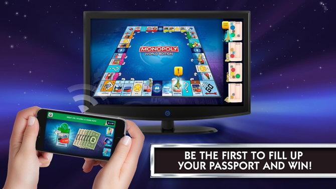 monopoly chromecast