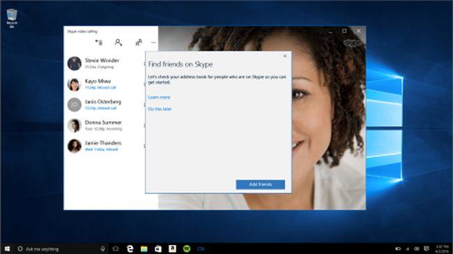 SkypeWindows10
