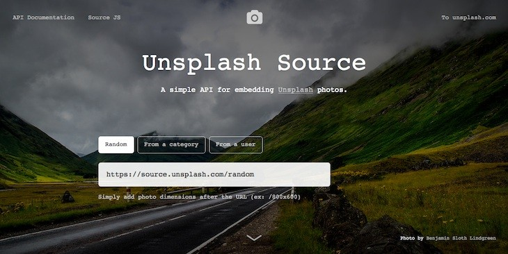 Unplash Source