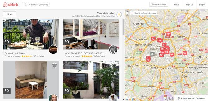 airbnb victimas