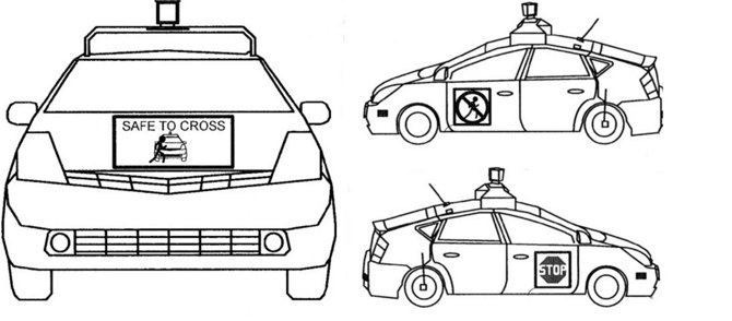 Imágenes con los prototipos - Oficina de Patentes de USA