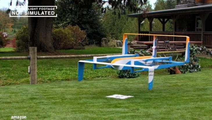 Aspecto del dron