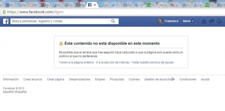 Facebook-Telegram