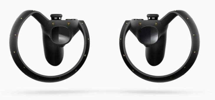 TouchControllers