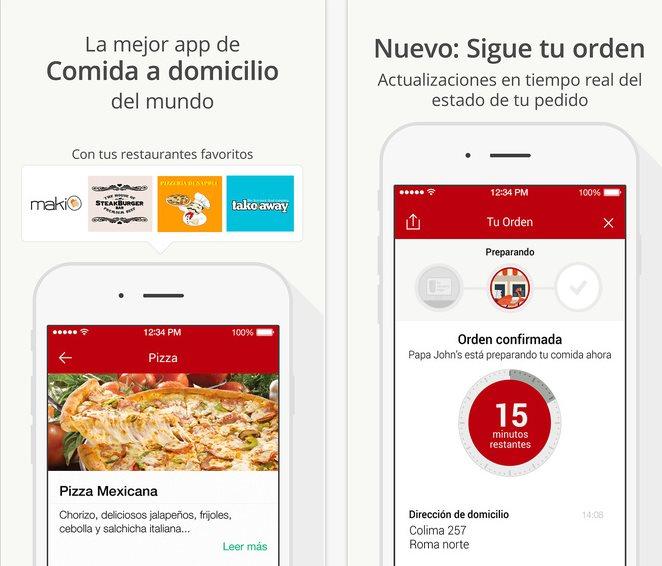 Las mejores apps para comer bien y de forma saludable for La nevera roja zaragoza
