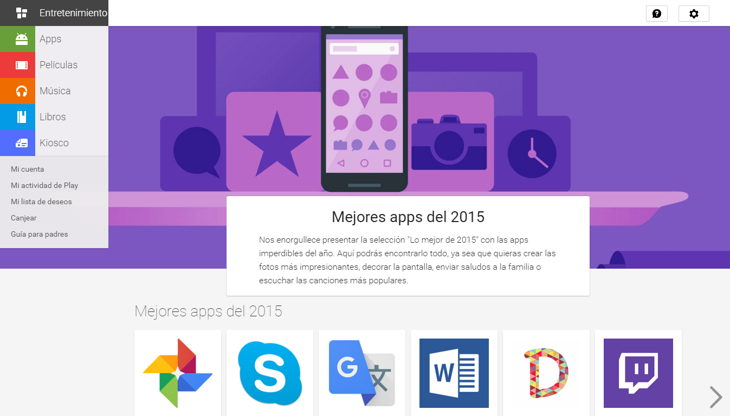 mejores apps 2015