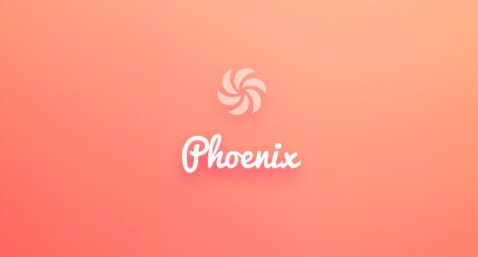 Phoenix: Kit De UI De iPhone 6 Para Sketch & PSD
