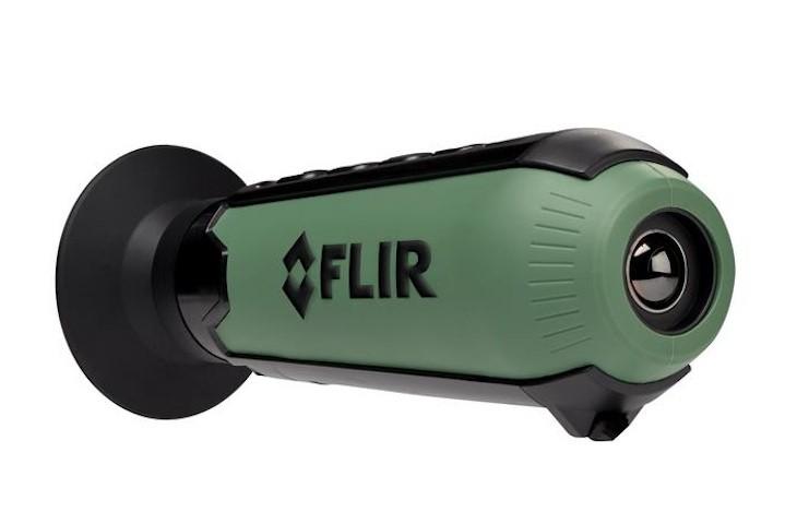 Imagen: FLIR.