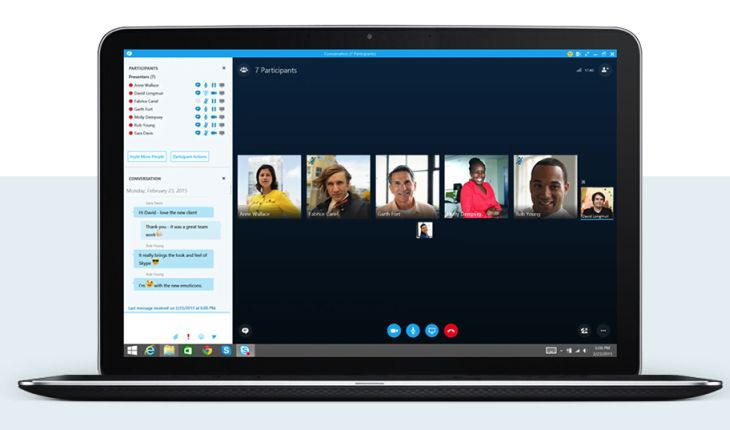 Imagen: Skype Empresarial