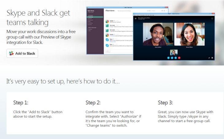 SkypeSlack
