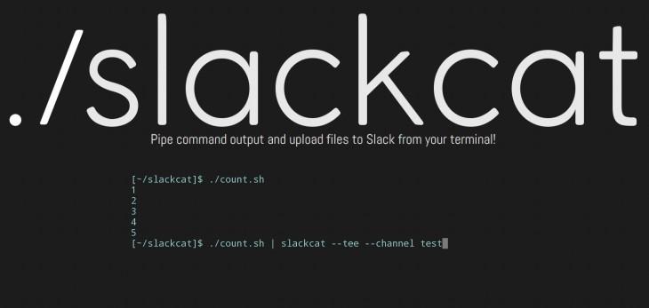 slackcat