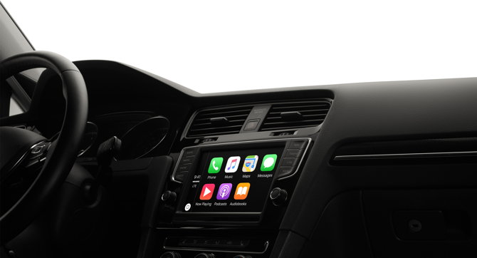 carplay os apple