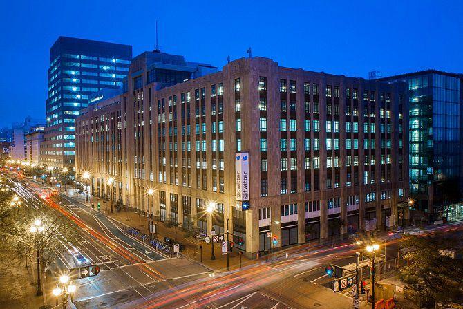 Oficinas centrales de Twitter en San Francisco | Twitter