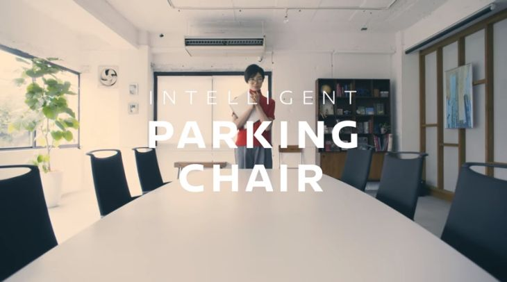 InteligentParkingChair