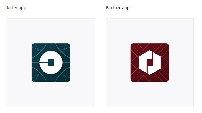 iconos uber