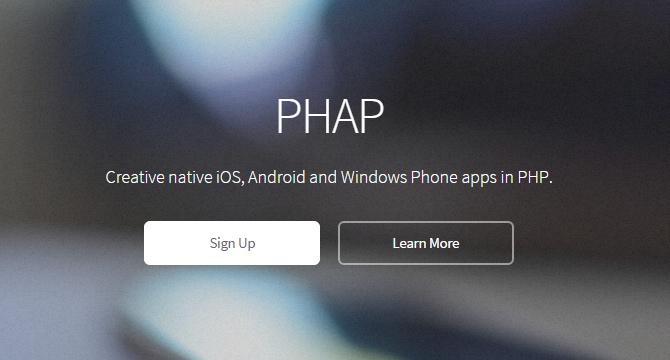 PHAP: Desarrollo De Aplicaciones Moviles En PHP