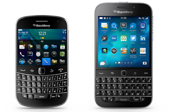 viejos blackberry