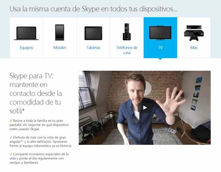 SkypeTV
