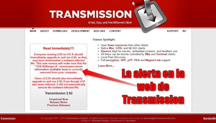 transmission malware