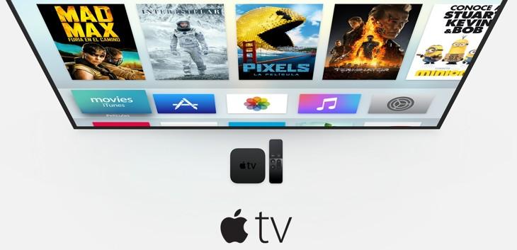 tv apple television