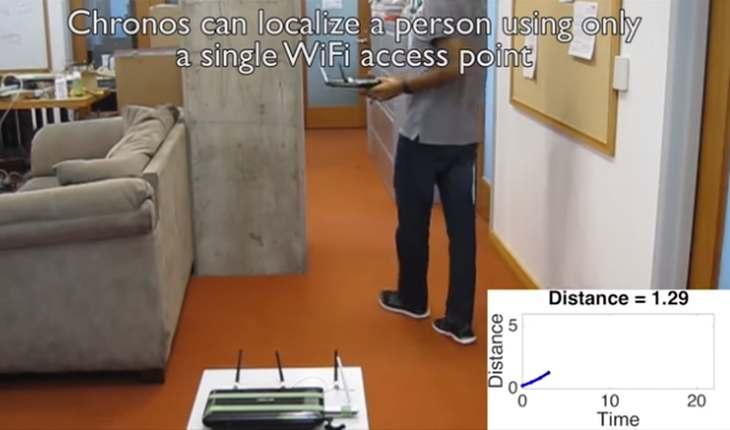 Imagen: Vídeo demostrativo de Chronos